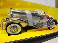 1935 Duesenberg SSJ Ertl 1:18 diecast Millennium Clark Gable EL Cord Gary Cooper