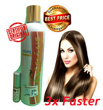 Genive Long Hair Fast Growth shampoo helps your hair to lengthen grow longer++
