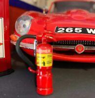 1:18 Diorama Garage Fire 🔥 Extinguisher 1/18