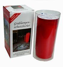Grablampenschutzbecher, Grabkerze, Schutzbecher, Schutzglas, 7tage,