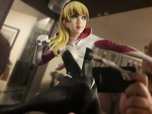 Kotobukiya Bishoujo Marvel Comics Statue Spider-Gwen Ghost Spider Gwen Stacy