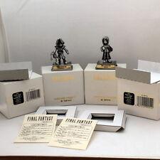 Final Fantasy Chrome Figure Squall Rinoa w/ Box no.0620 0134