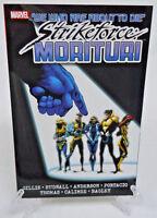 Strikeforce Morituri Volume 2 Collec 14-26 Marvel Comics TPB Trade Paperback New