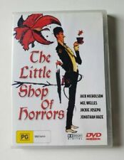 The Little Shop of Horrors Movie DVD Region 4 Aus Postage Horror Comedy
