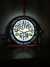 Rare Odell Drumroll Apa beer light up not neon