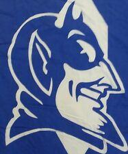 giant Duke Blue Devils college Logo white t shirt 3Xl Football Basketball huge