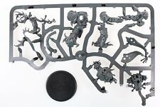 Warhammer 40k Death Guard Nurgle Malignant Plaguecaster miniature on sprue