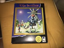 BRAND NEW THE SETTLERS for AMIGA COMPUTERS ALL -1200 2000 4000 500 600  RARE