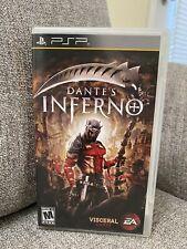 Dante's Inferno (Sony PSP, 2010) Complete CIB