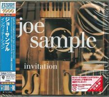 JOE SAMPLE -INVITATION-JAPAN CD Ltd/Ed B63