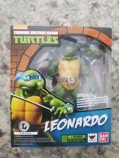 Tamashii Nations S.H. Figuarts Leonardo Teenage Mutant Ninja Turtles Official