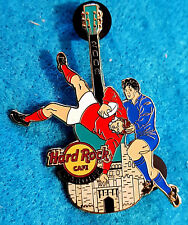 CARDIFF CASTLE RUGBY UNION SERIES WALES V ITALY GUITAR SERIES Hard Rock Cafe PIN