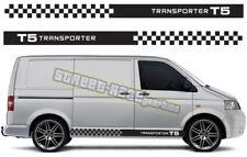 VW Volkswagen Transporter 014 T4 T5 T6 van Calcomanías Pegatinas Gráficos