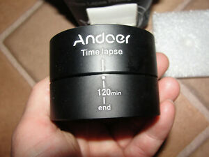 andoer 360 degree rotation time lapse