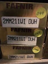 FAFNIR 2MM211WI DUL SUPER PRECISION BEARINGS / SKF 7211 CD/P4ADGA  NEW