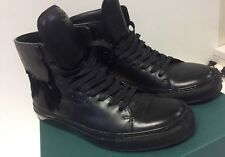 BUSCEMI Black 125MM Feather (42) Size 9