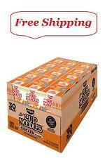 Nissin Cup Noodles, Chicken Flavor 2.25 oz., 30 ct.