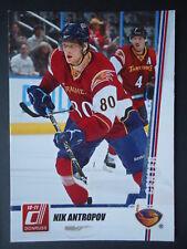 NHL 225 NIK Antropov Atlanta Thrashers Donruss 2010/11