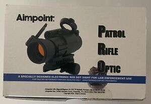 Aimpoint Patrol Rifle Optic (PRO) Electronic Red Dot Sight New In Box