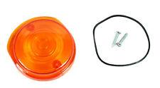 Simson Vetro Dell'Indicatore Guarnizione Viti Tondo Arancione Ant. e 12V S51 S50