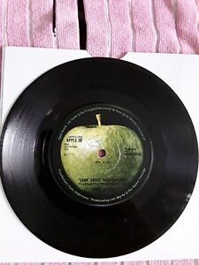 """Mary Hopkin – Think About Your Children 1970 7"""" Apple 30 PS"""