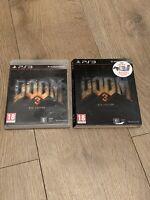 Doom 3 BFG Edition PS3 Playstation 3 **FREE UK POSTAGE**