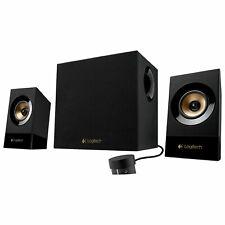 Logitech Z533 3 Piece 2.1 Multimedia Computer Speakers w/3.5mm Jack - 980-001053