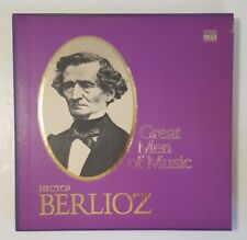 Time-Life Great Men of Music - Hector Berlioz 4 record set