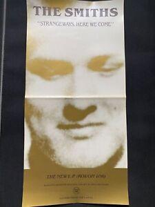 The Smiths Strangeways Here We Come Original Cartel Poster