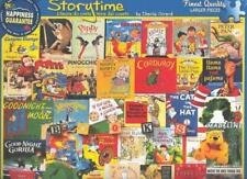 Charlie Girard  White Mountain Jigsaw Puzzle Storytime NIB