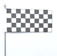 noir et blanc à carreaux Fêtes ultime DRAPEAU DE TABLE