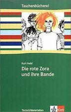 Die rote Zora und ihre Bande. Mit Materialien: Hauptschu... | Buch | Zustand gut