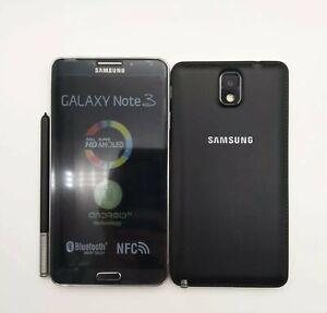 Samsung Galaxy Note 3 SM-N9005 - 32GB - Jet Black (Unlocked) Smartphone