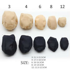 Hair Headgear Wigs Cap Hairnet Fixed-Wig Net For 1/3,1/4,1/6,1/8 BJD Doll Toy