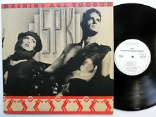 SPK Machine age voodoo LP synth-pop 1985 Promo Near-MINT vinyl