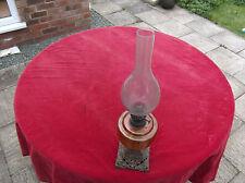 Antique lampe à huile/Huile De Paraffine Lanterne/brûleur/victorienne Huile Lanterne.