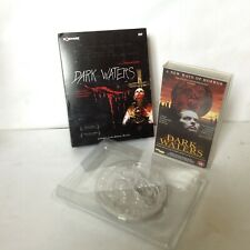DARK WATERS VHS & LIMITED SPECIAL EDITION NO-SHAME 2 DISC DVD (NO DVD) AMULET