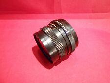 Objektiv Lens Multi Coating Pentagon electric 2,8/29 mm  Zustand gut