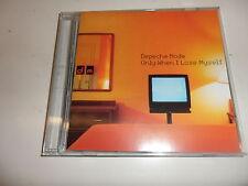 CD Depeche Mode-only when i lotti Myself