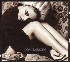 ROX * MEMOIRS * DIGIPACK CD 2010 NEU NICHT EINGESCHWEISST SELTEN RAR
