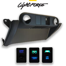 LIGHTFORCE Ford Ranger PX2 2015 ONWARD FASCIA PANEL Kit Light Switch Tow Pro UHF