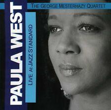 Paula West - Live at Jazz Standard [New CD]