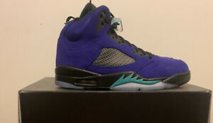 Air Jordan 5 Retro Grape US 9.5. In Hand  Free Postage.