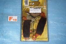 2 plaquettes de frein CL BRAKES Suzuki 600 BANDIT GSR 750 SV 650 Kawasaki Z750