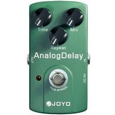 Joyo JF-33 Analog Delay Guitar Effect Pedal w/ True Bypass