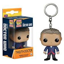 BBC Doctor Who Douzième Docteur-Funko Pocket POP! Keychain/Porte-clés