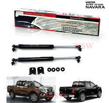 Fit Nissan Navara NP300 D23 Pickup Bonnet Hood Lift up Struts Shock up 2014-2018