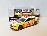 NASCAR 2017 JOEY LOGANO #22 DARLINGTON THROWBACK PENNZOIL SHELL 1/64 CAR