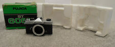 FUJI FILM FUJICA ST605N 35mm film Vintage Retro Camera Body only with case+boxed