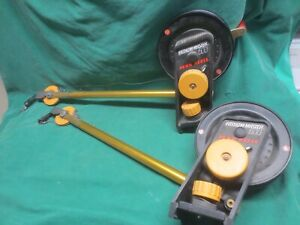 Pair of Penn Fathom Master 600 Manual Downriggers